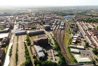 Drone Photography London