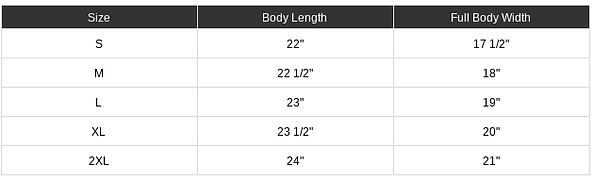 Ladies Off Shoulder Sizing Chart.png