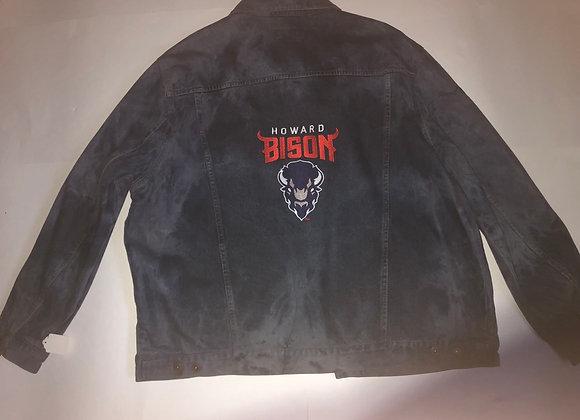 Dyed Denim Jacket