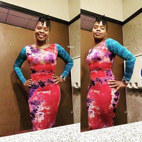 Kay Dress (mismatch)
