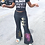 Thumbnail: Afrocentric Bell Bottom Jeans