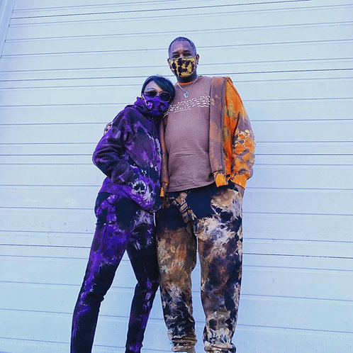 Dyed Joggers