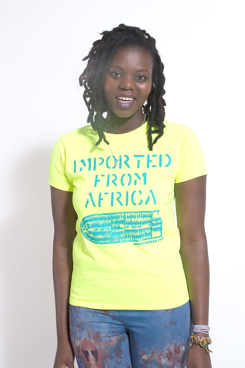 Imported From Africa Tee