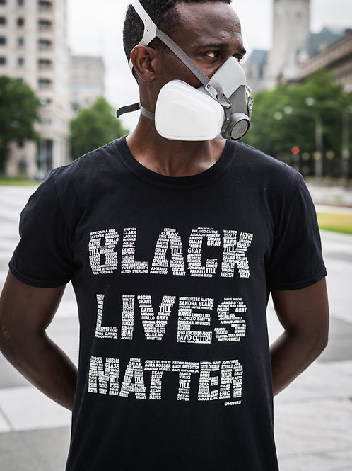 Black Lives Matter T-Shirt (Say Their Names)
