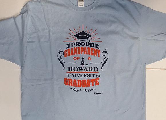 Proud Grandparent of A Howard Graduate Tshirt