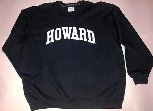 Howard Serif Tee/Sweatshirt
