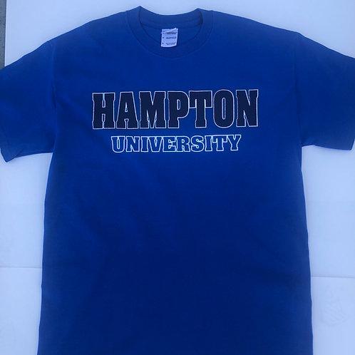 Hampton University Tee
