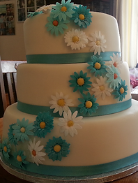 wedding cakes north devon torrington