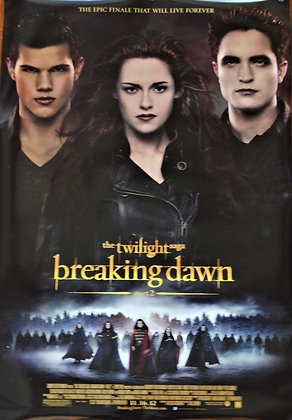 The Twilight Sage: Breaking Dawn - Part 2