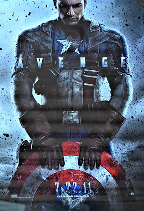 Captain American: The First Avenger