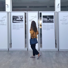 Heritage of Urban and Architectural Modernities in the Arab World - An Exhibit