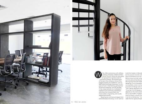 WAD in Perle Magazine 2016