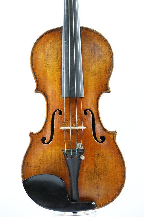 1877 Kiullius violin (Vienna)