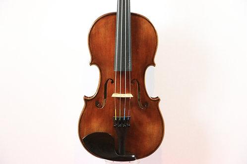 New Violin #4 by Peter Heffler