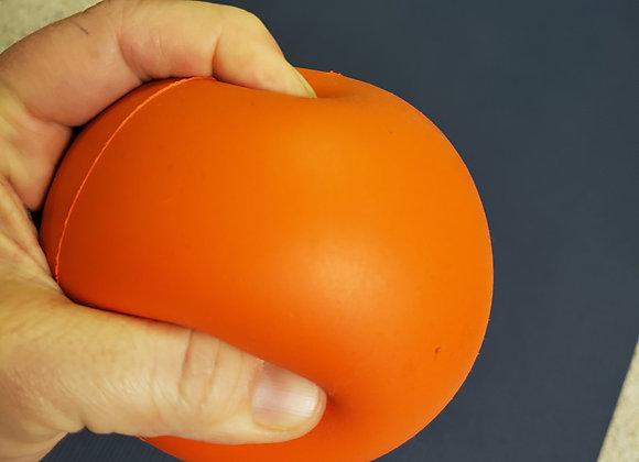 "Polyfoam shotput ball- 3 3/4"""