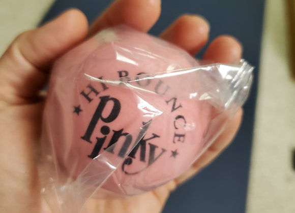 "High Bounce Pinky - 2.5"""