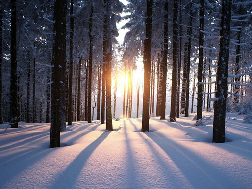 Accessing our inner light - 10 habits to ease off the winter blues.