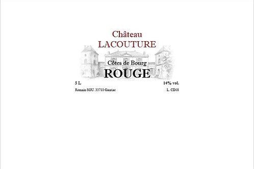 BIB Rouge
