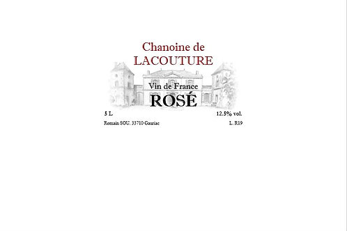 BIB Rosé
