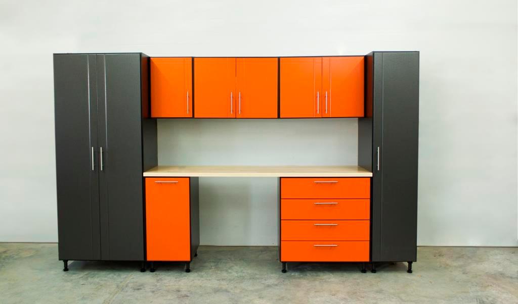 Full System with Wardrobe Cabinet Door C