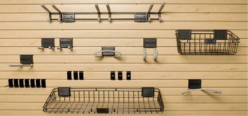 Basic Accessory Kit with LockingHooks
