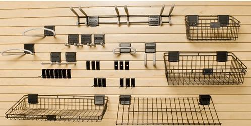 Intermediate Accessory Kit with Locking Hooks