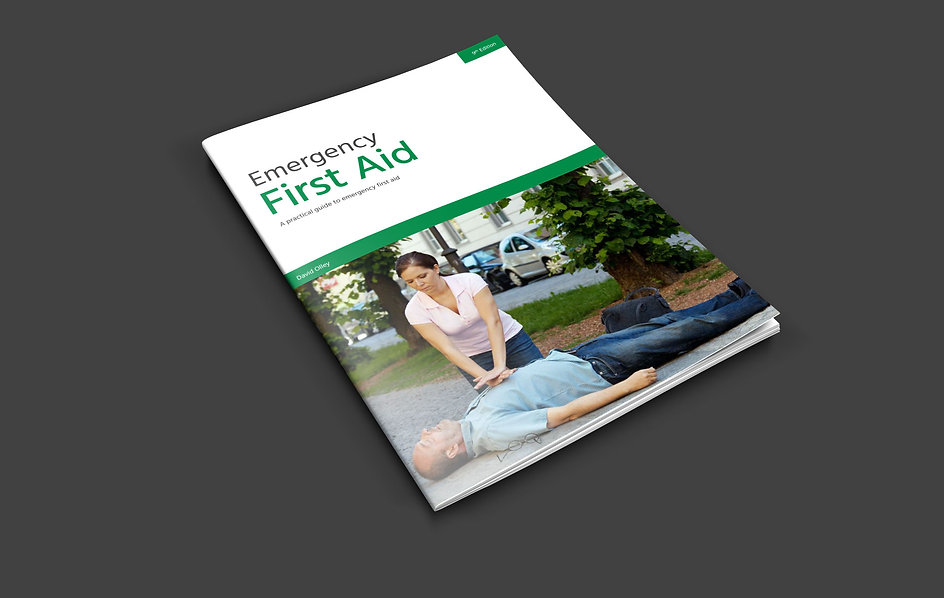 Emergency First Aid Safety Publishing