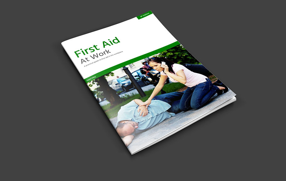 First Aid at Work Safety Publishing