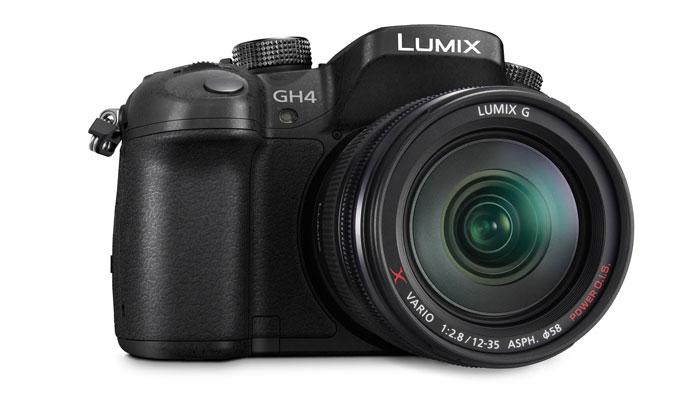 Panasonic Lumix-gh4