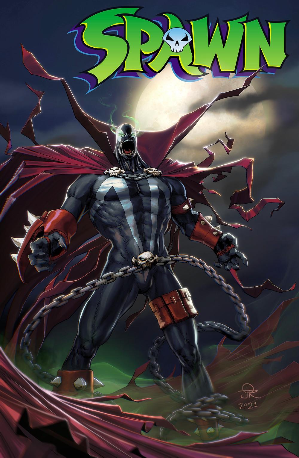 Comic & graphic novel Cover art