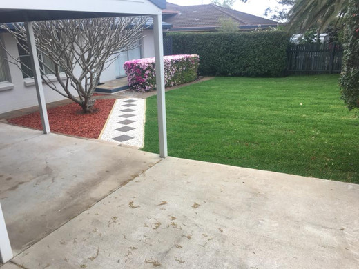 Toowoomba Landscaper - After Photo - Fro