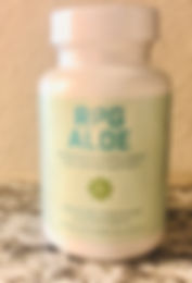 RPG Aloe | Increases STEM Cell Production