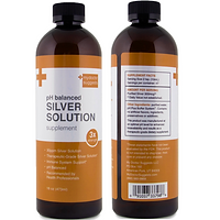 Structured Silver Solution  | Deterant for Internal and External Infections