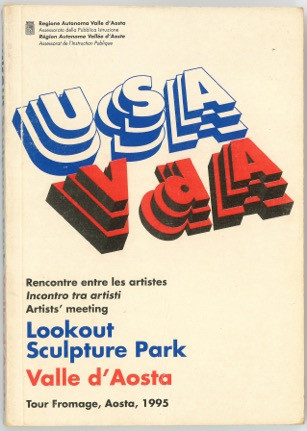 1993 Group Exhibition in Italy
