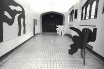 1976 AG solo Exhibition at Vassar College