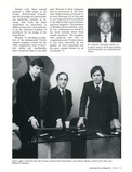 1981 3 famous architects deciding to whom to give The Tucker Award slate Ann Gillen designed
