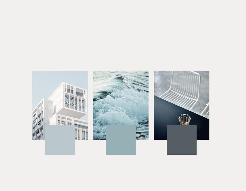 Color Blue, Sea, Design, Colors