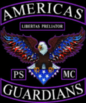 The Americas Guardians Eagle representing freedom