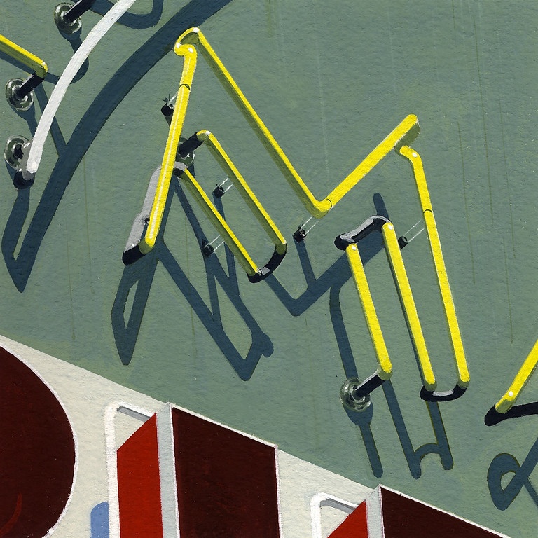 Artist's Reception: Sam Lacombe, 25 Years of Neon