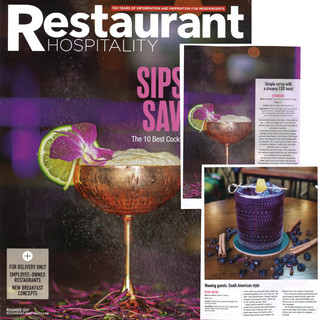 Onward and Play in Restaurant Hospitality (Online, Print, and Cover Image)