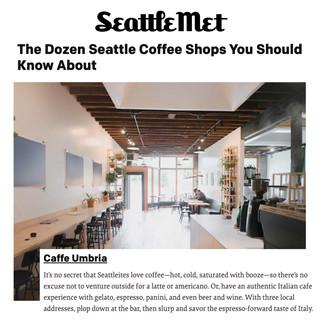 Caffe Umbria in Seattle Met