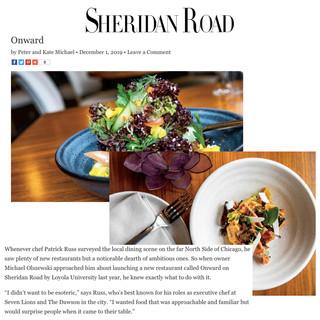 Onward in Sheridan Road