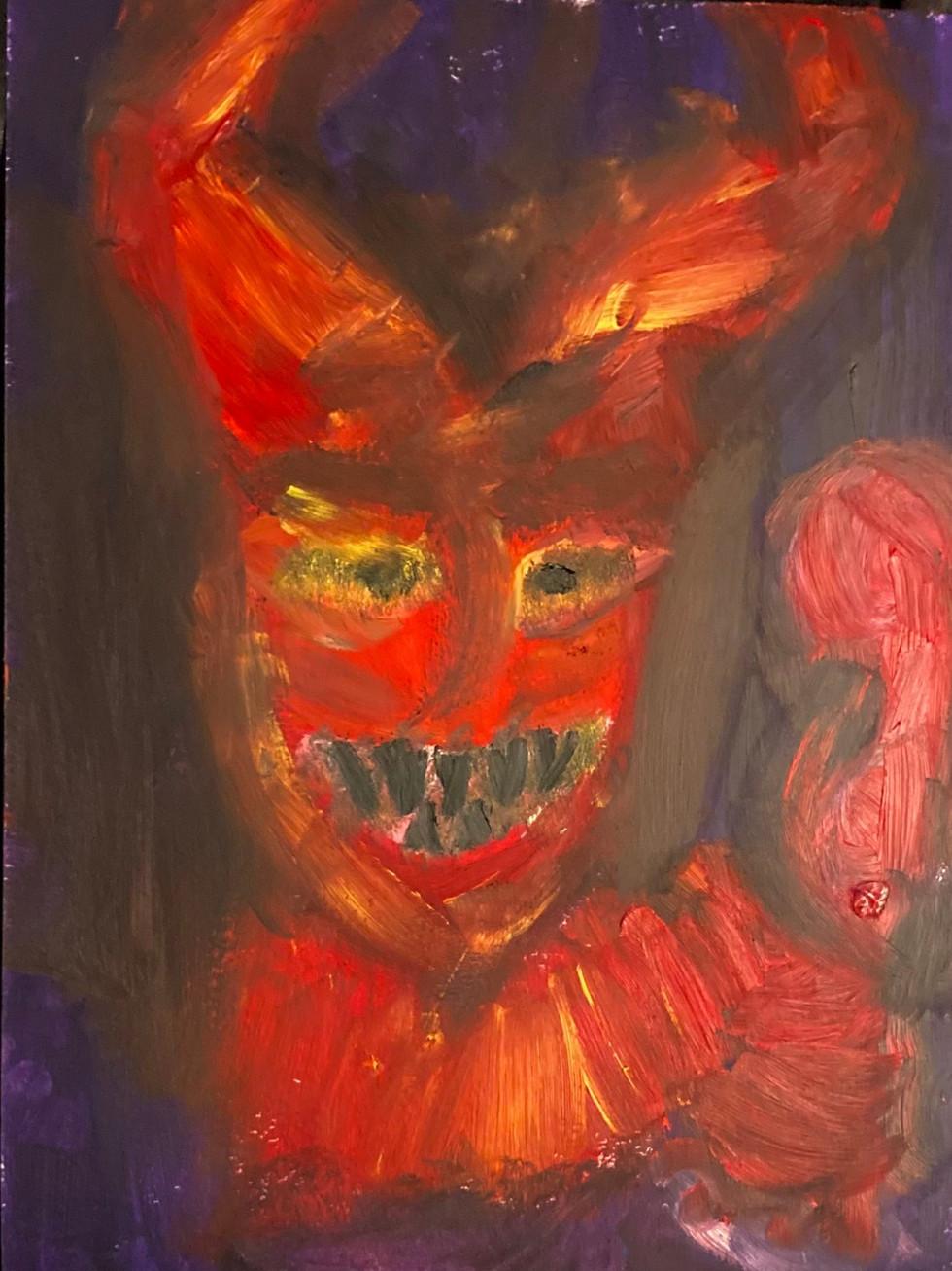 Devil on the Phone