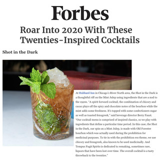 Hubbard Inn in Forbes