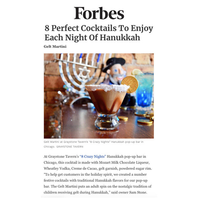 8 Crazy Nights in Forbes