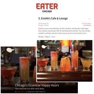 4EG in Eater Chicago