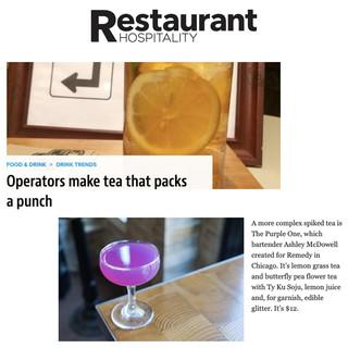 Remedy in Restaurant Hospitality