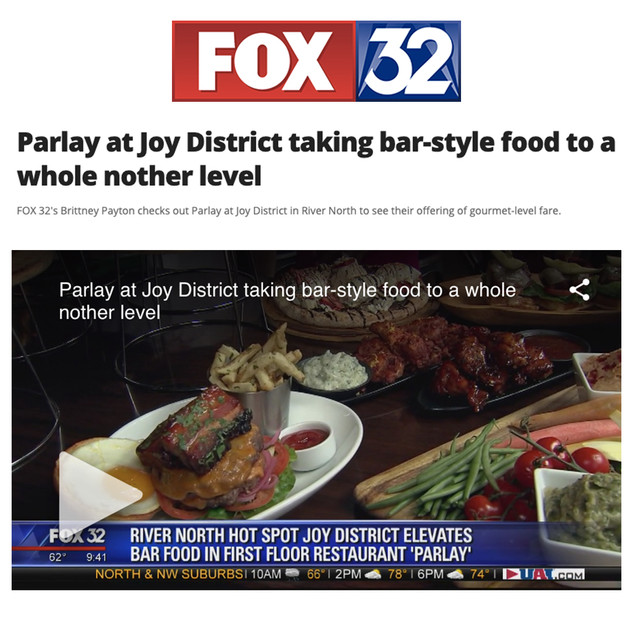 Joy District on Fox 32 Chicago