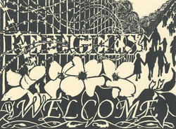 Mary Proenza (Riverdale Park, MD), Refugees Welcome, 2019