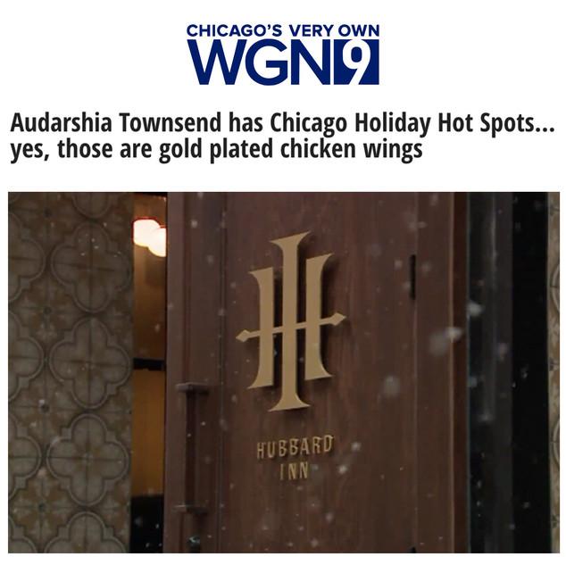 Hubbard Inn on WGN